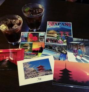 Postkarten in Japan – eine Odyssee sondergleichen