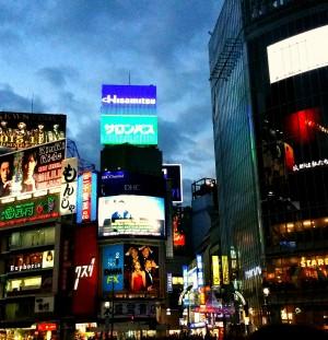 Endlich ab nach Tokyo